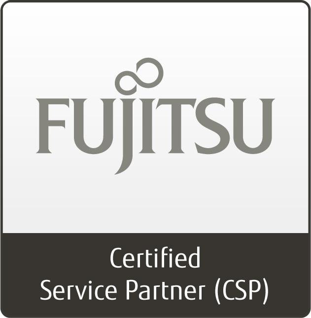 logo - fujitsu - certified service partner
